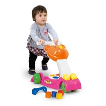 Carrinho Andador Infantil Atividades Para Crianças Cotiplás