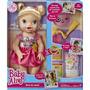 Boneca Infantil Baby Alive Hora De Comer Loira - Hasbro