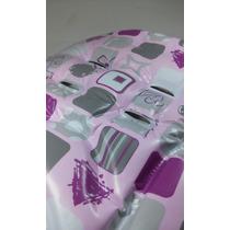Estofamento Rosa Para Cadeira De Alimentação Siena Burigotto