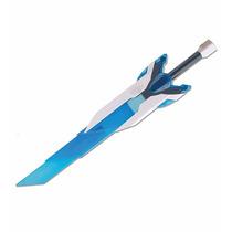 Espada Max Steel Retrátil Brilha No Escuro - Fun