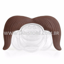 Bico De Plastico Bigode Mustache Cowboy Engraçado