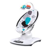 Cadeira De Bebê Mamaroo 3.0 Design Plush 4moms Com Nf Garant