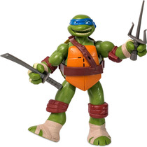 Figura De Ação C/ Som Leonardo Tartarugas Ninja - Multilaser