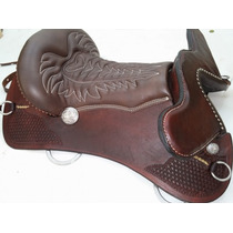 Cutuca Modelo Didi Couro Resistente - Assento Para Cavalo