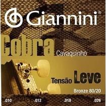 Encordoamento Cavaco Giannini Cc82l - 001870