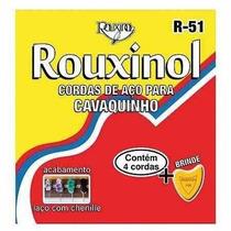 Encordoamento Cavaco Rouxinol E-51 - 000052