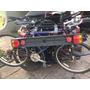 Transbike V Para Engate Kiussi Com Sinalizador Placa *oferta
