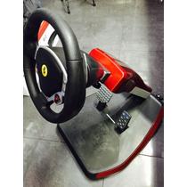 Volante Thrustmaster Ferrari Wireless Gt Cockpit Ps3 Pc