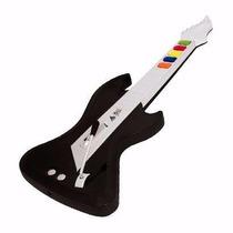 Guitarra Sem Fio + Tapete Clone + Wii Fit Dança - Original
