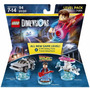 The Lego Dimensions 71201 Back To The Future Level Pack