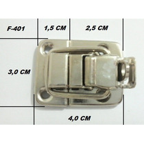Ferragens P/ Case , Maleta , Baú , Fecho Rápido (2 Unidades)