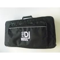 Bag Controladora Ddj T1 Pionner Bolso Para Note Acolchoada