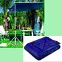 Lona Cobertura Belona 3x3m Multiuso Camp Azul Belfix #3633
