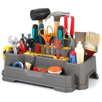 Porta Ferramentas E Acessórios Keter Box Organizador Oficina