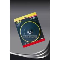 Disco De Borracha Com Velcro 180mm P/ Politriz E Lixadeira