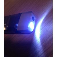 Mini Lanterna De Bolso Com Kit De Chaves De Fenda E Phillips