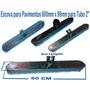 Escova Para Aspirador Industrial Pavimentos 60cm X 9cm 2 Pol