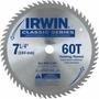 Disco De Serra Circular 7.1/4 X 60d X 20mm - 14110 - Irwin