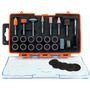 Kit Para Micro Retifica 42pc Black&decker Padrão Dremel