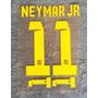 Nome E Número Neymar Jr 11 Da Camisa Barcelona Frete Grátis