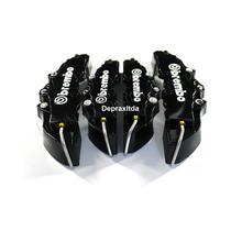 Capa Para Pinça De Freio Tipo Brembo Kit Para 4 Rodas