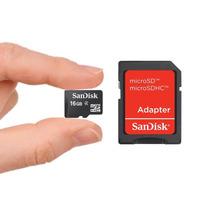 Cartão Memória Sandisk Micro Sd 16gb Lacrado Original Sdhc