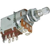 Potenciometro Dimarzio Ep1200pp 250k Custom Taper Push Pull