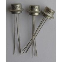 Pacote Com 3 Transistores Pnp De Germânio