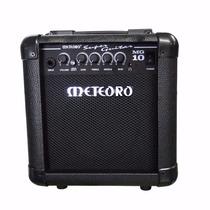 Amplificador Cubo Meteoro Mg 10 C/ Distorcao - Mg10 Watts