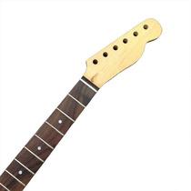 Braço Guitarra Telecaster 22 Trastes Escala Em Rosewood