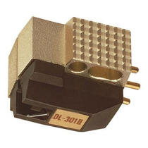 Denon Dl301 Mkii Agulha Phono Cartridge Cápsula Toca-discos