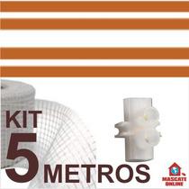 Kit Fita Elétrica P/ Home Theater - 5 Metros. Eletrofitas