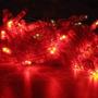 Pisca Pisca Natal 100 Led 110v 9m Linear 8 Funções Vermelho