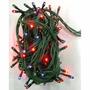 Pisca Pisca Natal 100 Lampada Modelo Arroz 110v 4m 8 Funções