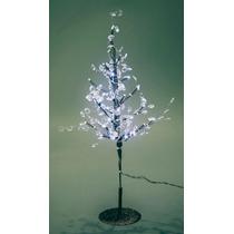 Mini Árvore De Mesa C/ 30 Lâmpadas Led 47cm Altura Natal