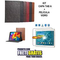 Película + Capa Tablet Samsung Galaxy Tab A 9.7