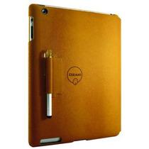 Capa Ozaki Para Ipad 2, 3 E 4 Icoat Notebook Amarelo