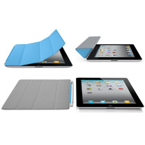 Kit Smart Cover Ipad 5 Ipad Air + Super Capa Tampa Traseira
