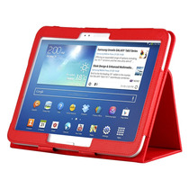Capa Couro Tablet Samsung Galaxy Tab 3 10.1 Película Grátis