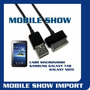 Cabo Usb Sincronismo Dados Samsung Galaxy Tab P7300 P7310