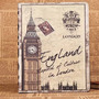 Capa Case Retro Londres Big Ben Para Apple Mini Ipad