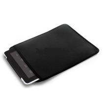 Capa Case Luva Neoprene Preto Para Tablet Genesis 7polegadas