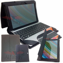 Capa Case Couro Tablet Notebook 2 Em 1 Positivo Zx3060 10.1