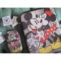 Minnie E Mickey Capa Tablet E Celular Exclusivo Park Disney