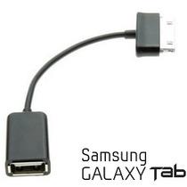 Cabo Otg Para Conectar Pen Drive No Samsung Galaxy Tab Tab 2