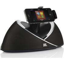 Jbl On Beat Black Dock Ipad Ipod Iphone 3g 4s Nano