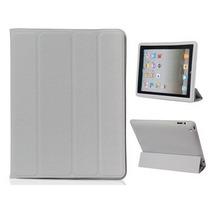 Kit Smart Cover Ipad Mini + Super Capa Case Tampa Traseira