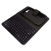 Capa Case Couro Teclado Samsung Galaxy Tab 3 Lite 7.0, T110