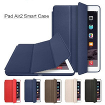 Smart Case Premium + Película Anti Impacto Apple Ipad Air 2