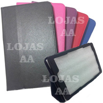 Capa Case Couro Exclusiva Tablet Dell Venue 8.0 3830 V8